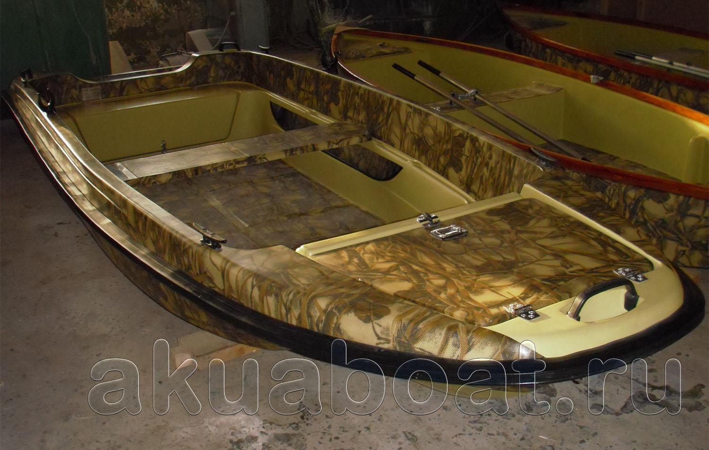 пласт лодки производство