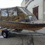 лодка Касатка 4.50