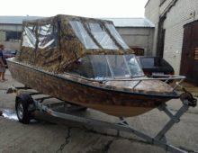 производство пластиковых лодок