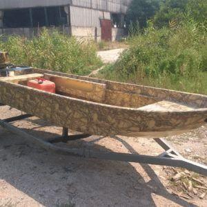 лодка Камышевка 4.30