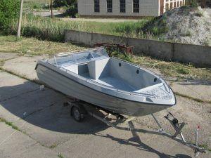 производство катеров Касатка pro 650