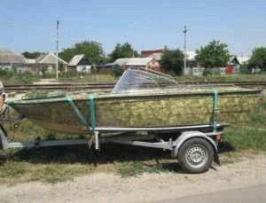 купить лодку под мотор Касатка 4.50