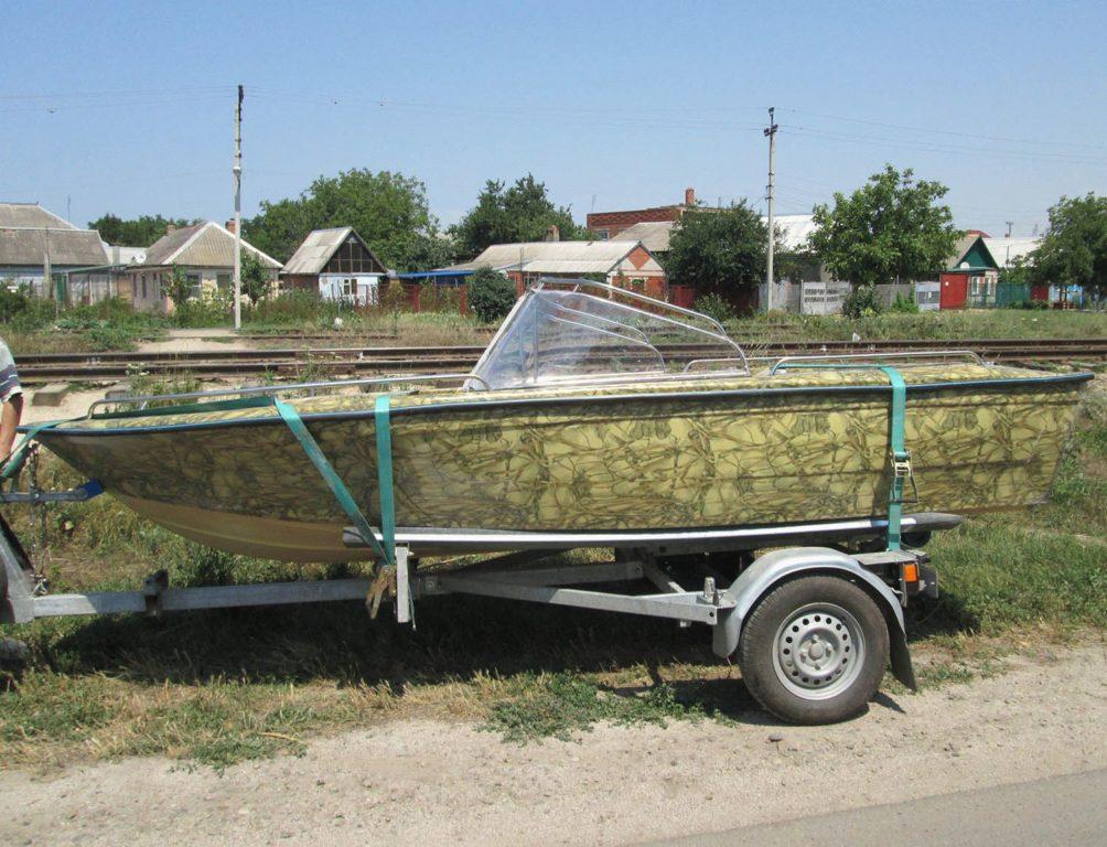 купить в ростове пластиковую лодку