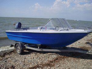 Изготовление пластиковой лодки Касатка 5.15