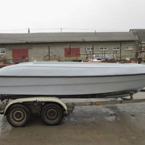 лодка Касатка 4.80