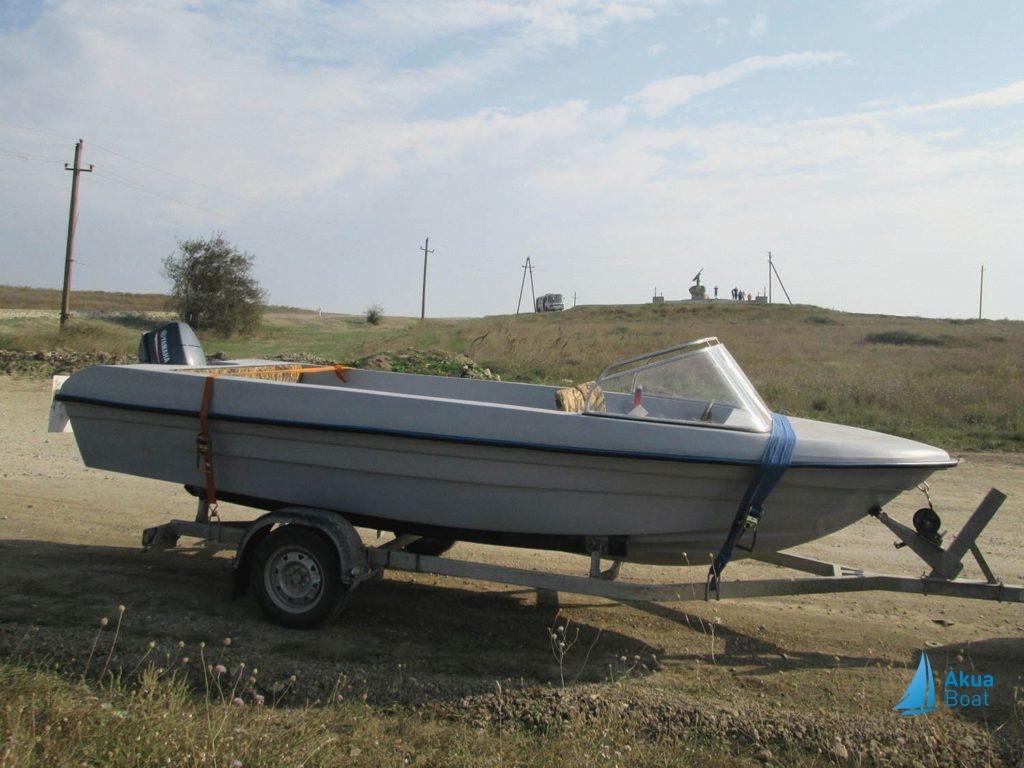 купить моторную лодку обь в самаре