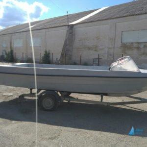 пластиковая лодка Касатка 5.80